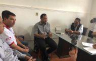Visita Técnica da Secretaria de Estado de Infraestrutura ao município de Rosário