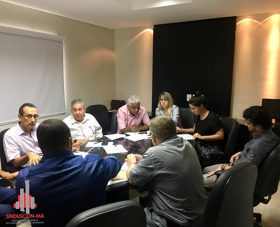 Reunião pautada na CCT 2018