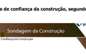 Índice de Confiança da Construção (ICST) recuou ligeiramente em Abril