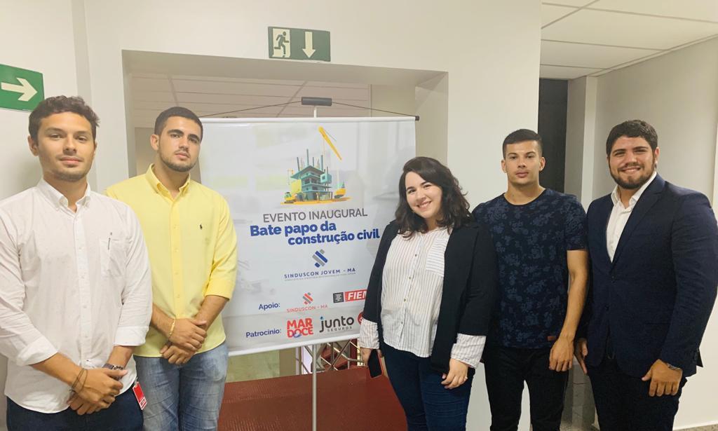 Sinduscon Jovem – MA realiza seu evento inaugural no ano de 2019.