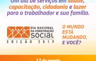 CBIC promove o Dia Nacional da Construção Social (DCNS)