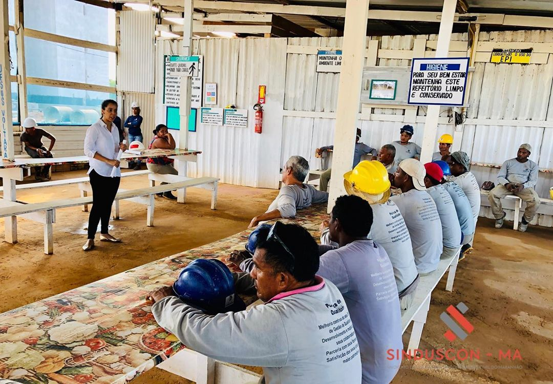 Sinduscon-MA se prepara para o Dia Nacional da Construção Social