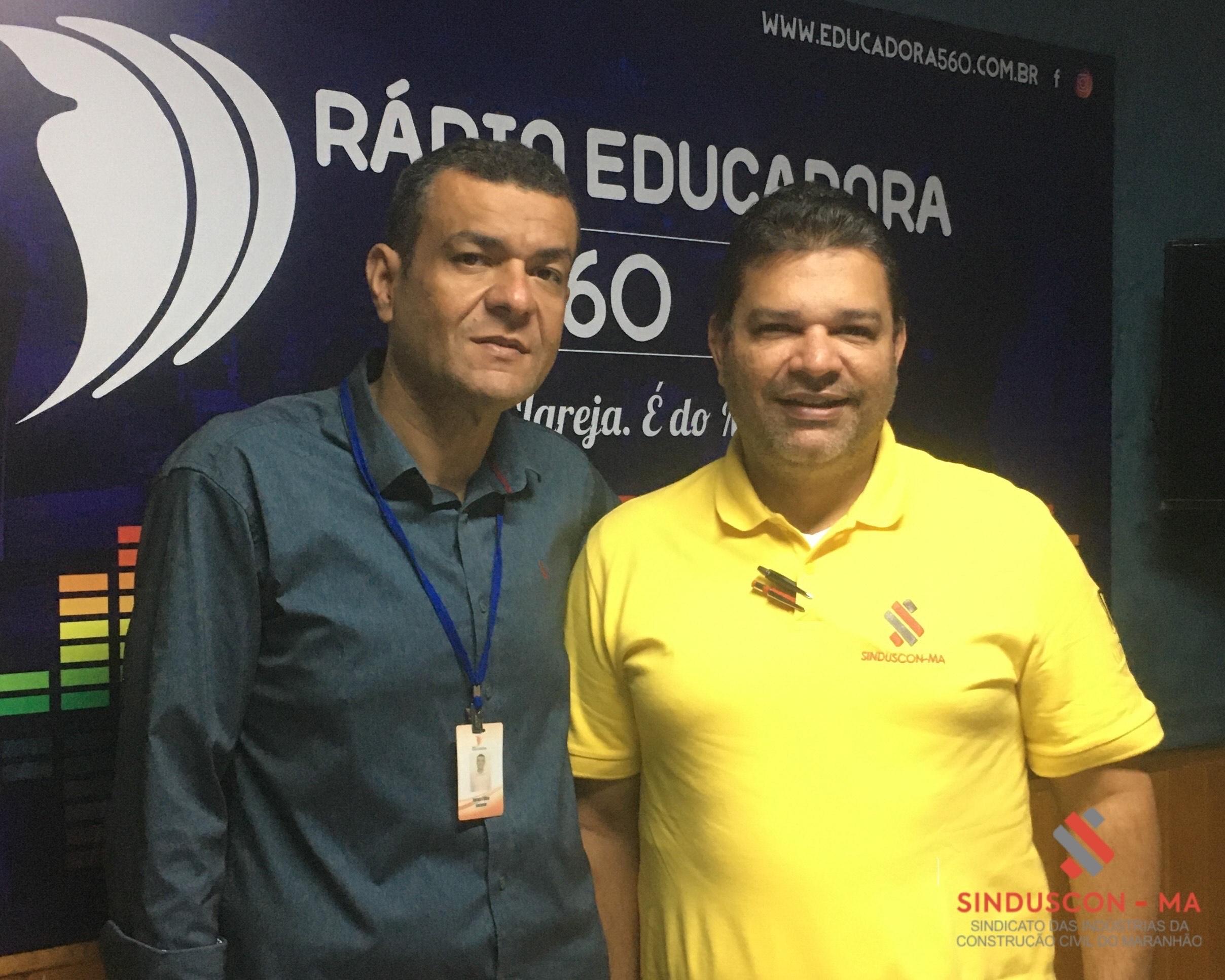 Em entrevista, presidente Fábio Nahuz fala sobre plano diretor.