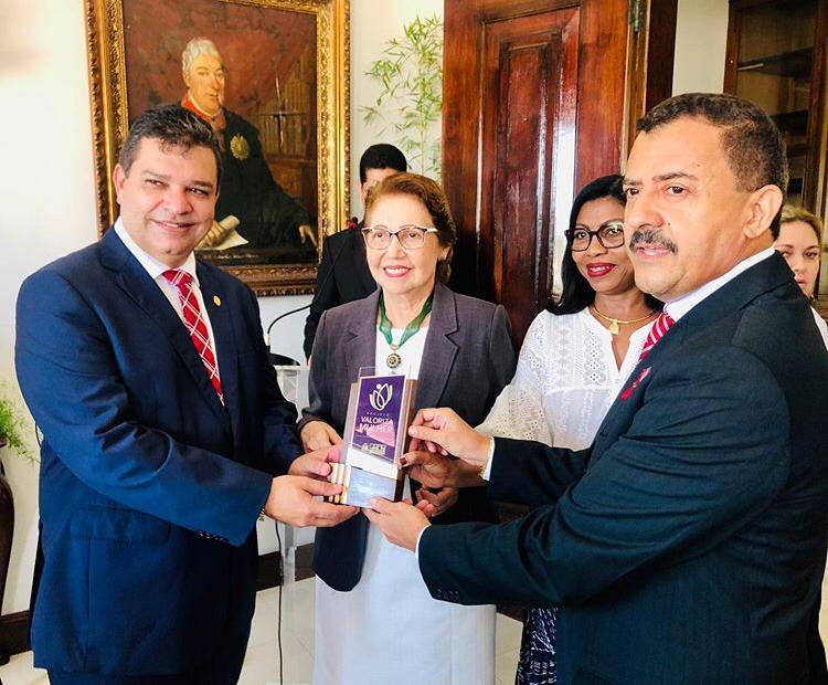 CEMULHER | Judiciário premia empresas e assina convênio para implementação do Formulário Nacional de Avaliação de Risco
