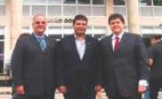 Na inauguração do Edifício João Goulart na sexta