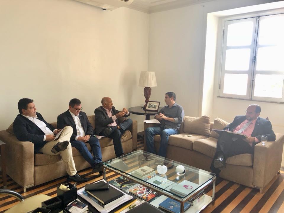 Pautas importantes para o setor da Indústria do Maranhão foram apresentadas pelo presidente da FIEMA