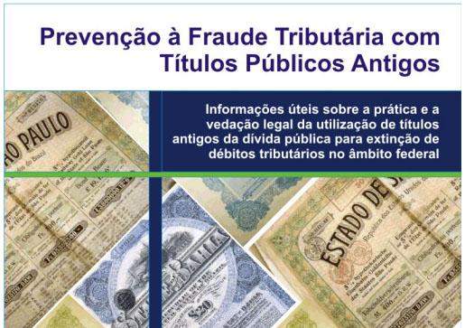 Receita Federal alerta para publicidade fraudulenta oferecendo possibilidade de compensação mediante compra de créditos de terceiros
