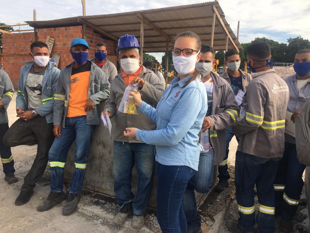 Construindo Boas Práticas alcança mais de 1.000 colaboradores do setor da Construção Civil