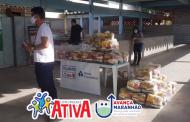 Trabalhadores da Construtora Peniel, foram atendidos pelos projetos Comunidade Ativa e Avança Maranhão