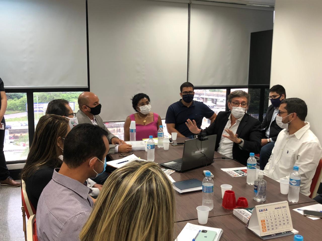 Reunião do Conselho Temático de Meio Ambiente - CMA/FIEMA
