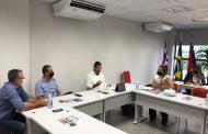 Reunião de Diretoria do Sinduscon-MA para tradar sobre pautas do setor
